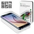 Samsung Galaxy S6 4smarts 360 Protection Set - Transparent
