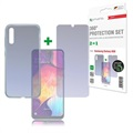 Set de Protection Samsung Galaxy A50 4smarts 360 - Transparent
