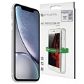 Set de Protection 4smarts 360 pour iPhone XR - Transparent
