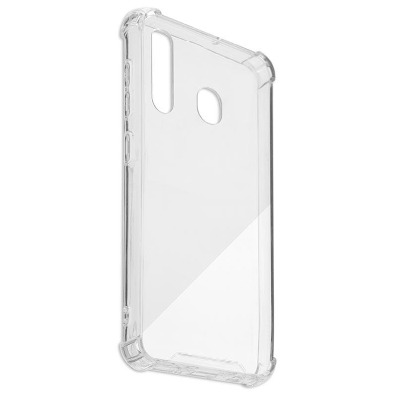 coque samsung a20e silicone transparent