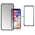 Protecteur d'Écran iPhone XR / iPhone 11 4smarts Second Glass Easy-Assist - Noir