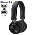 Casque Sans Fil Acme BH203 - Bluetooth 4.2 - Noir