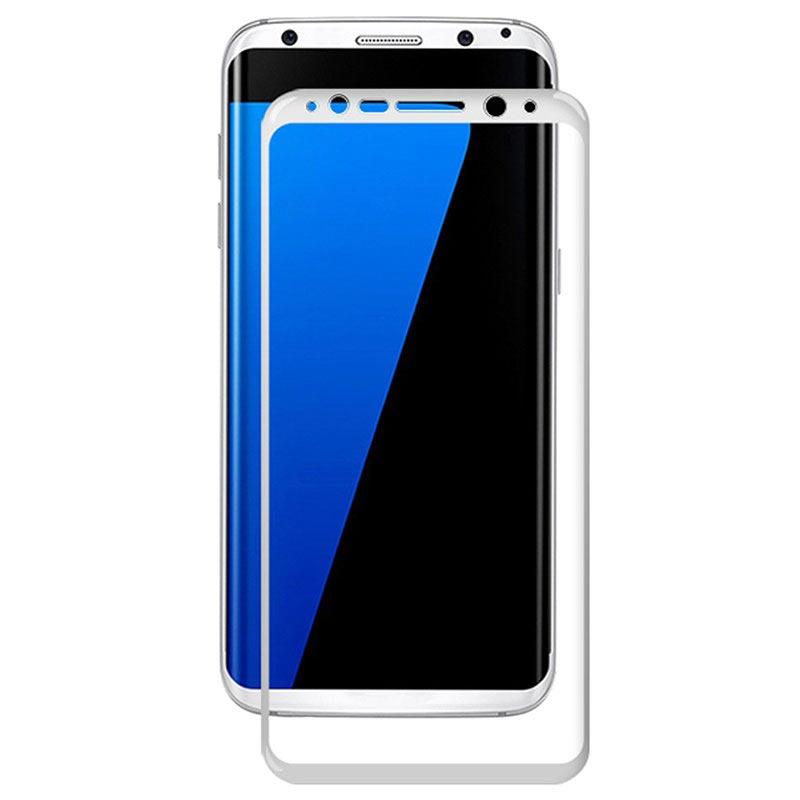 Protecteur d ecran complet en verre tremp amorus pour for Photo ecran galaxy s8