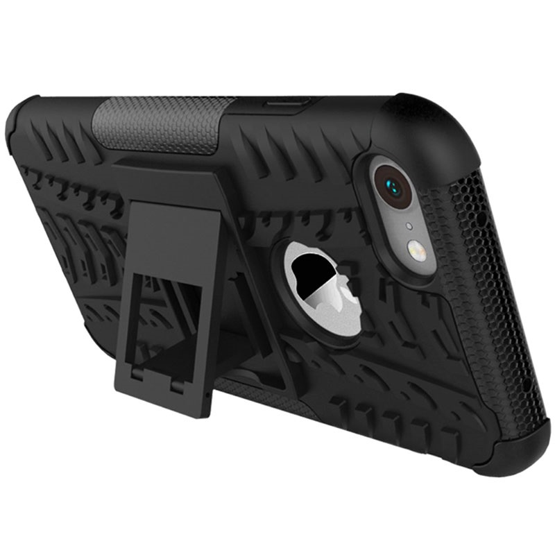 Coque Hybride Antidérapante pour iPhone 7 / iPhone 8