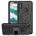 Coque Hybride Motorola One Power Antidérapante