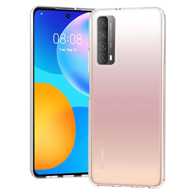 Coque Huawei P Smart 2021 Antidérapante en TPU - Transparente