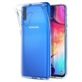 Coque Samsung Galaxy A50 Antidérapante en TPU - Transparent