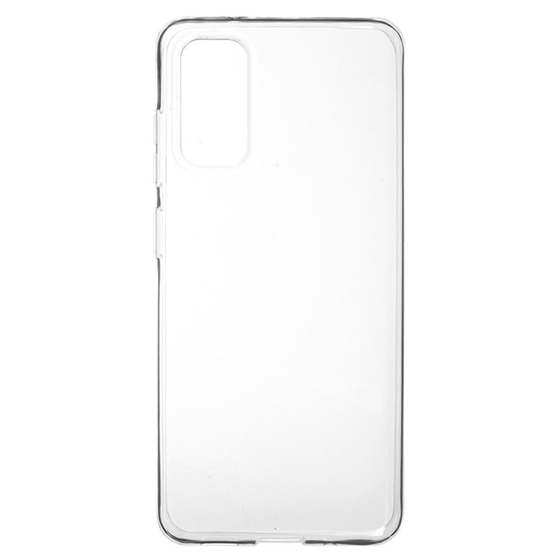 Coque Samsung Galaxy S20 Antidérapante en TPU - Transparent