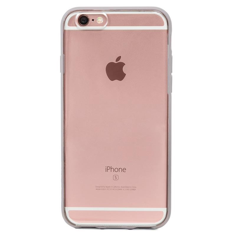 Coque iPhone 6/6S en TPU Antidérapante - Transparente