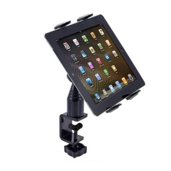 support tablette robuste arkon tab085 fixation c clamp. Black Bedroom Furniture Sets. Home Design Ideas