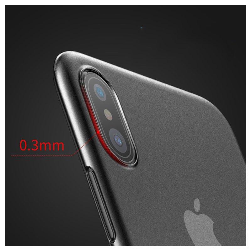 coque iphone x 3mm