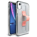 Coque iPhone XR BodyGuardz SlideVue Unequal
