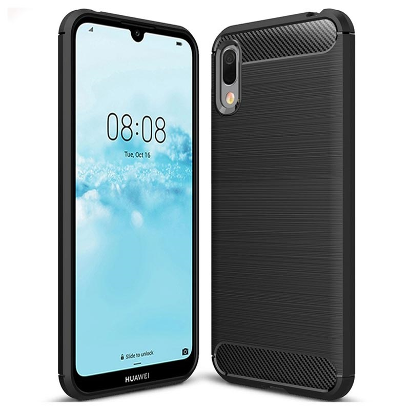 coque huawei y6 pro chat