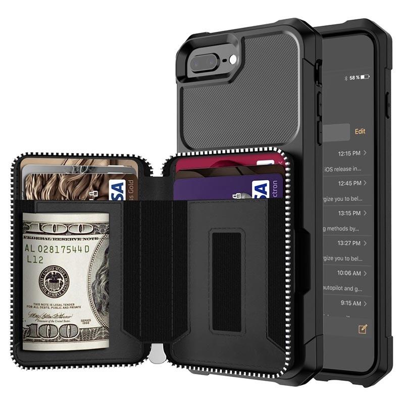 coque iphone 7 porte feuille