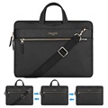 "Sac d'Ordinateur Portable Cartinoe - Série London Style - 13.3"" - Noir"