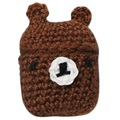 Coque AirPods / AirPods 2 Cute Series Knitted
