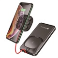 Cyke P1 Power Bank w/ Suction Cups Wireless Charger - 10000mAh