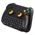 Dobe TI-501 3-in-1 Multifunctional Gamepad & Wireless Keyboard