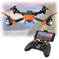 Drone FPV Pliable Forever Flex - Noir / Orange