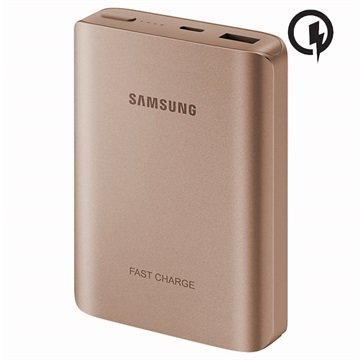 batterie de secours charge rapide samsung eb pn930cz 12000mah rose dor. Black Bedroom Furniture Sets. Home Design Ideas