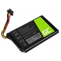 Batterie Green Cell pour TomTom GO 6100, 6200, Trucker 5000, 6000 - 1100mAh