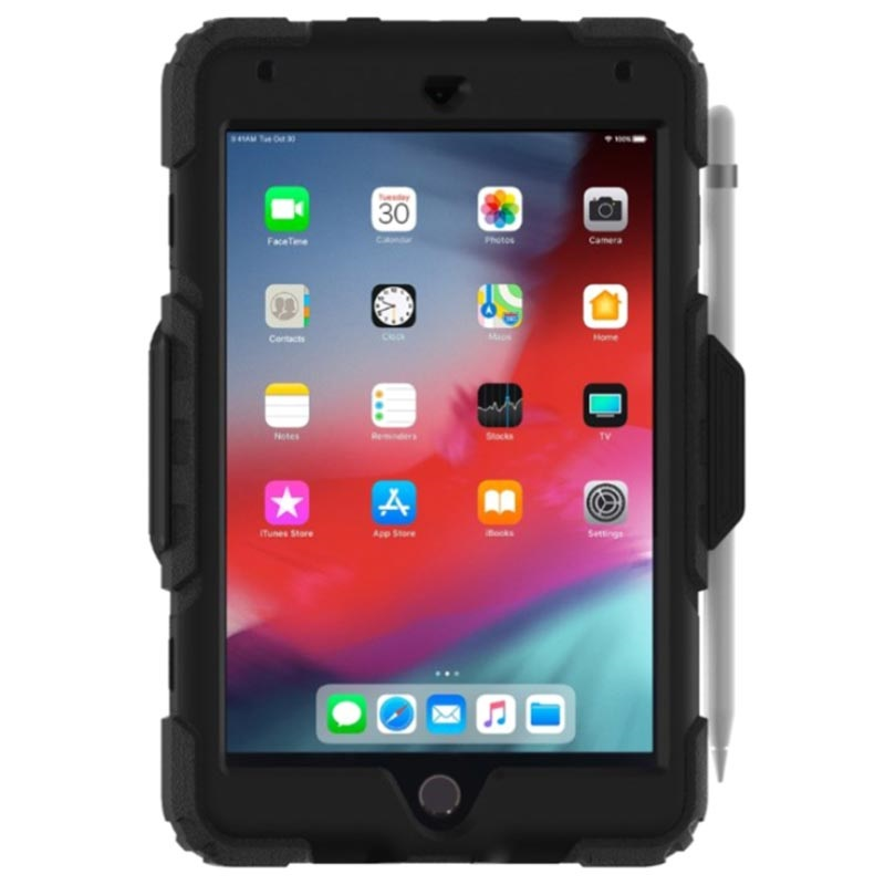 Coque iPad Mini (2019), iPad Mini 4 Griffin Survivor All-Terrain - Noir