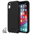 Coque iPhone XR Griffin Survivor Strong - Noire