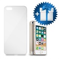 Coque en TPU Hello Flex Ultra Fine pour iPhone 5/5S/SE - Transparente