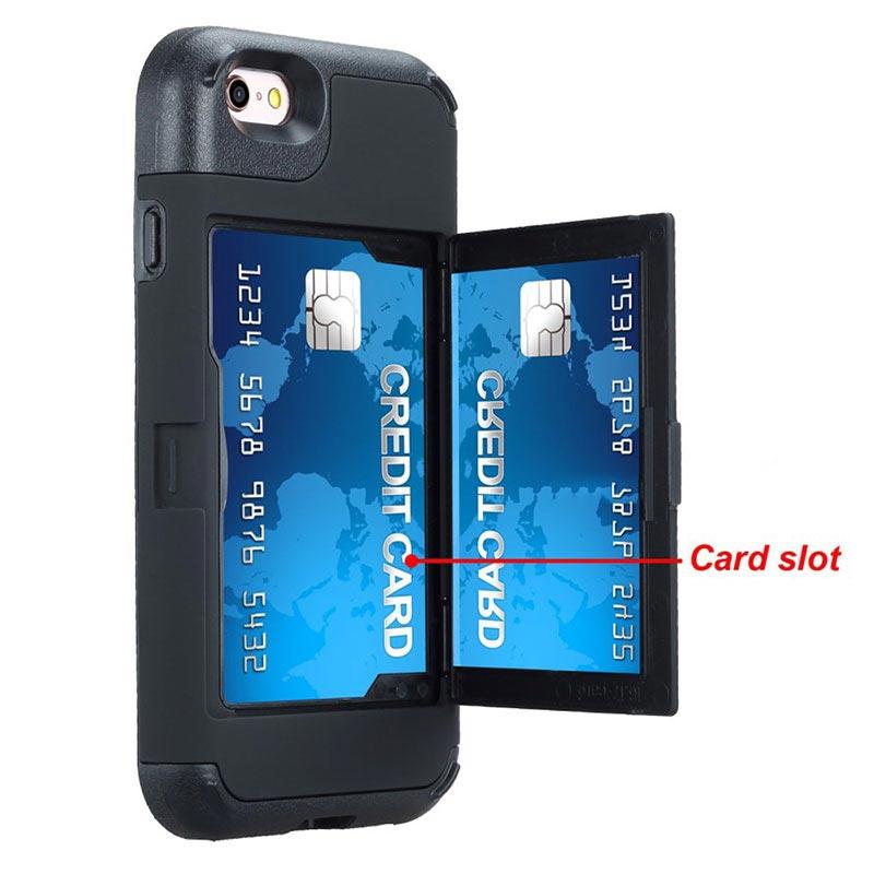 coque porte carte iphone 6