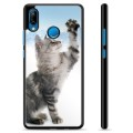 Coque de Protection Huawei P20 Lite - Chat