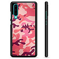 Coque de Protection Huawei P30 - Camouflage Rose