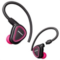 Écouteurs Bluetooth Jabees Shield Fitness - Roses