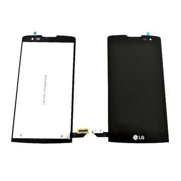 Achetez l 39 cran lcd noir pour lg leon des prix attractifs for Ecran noir appareil photo 3ds