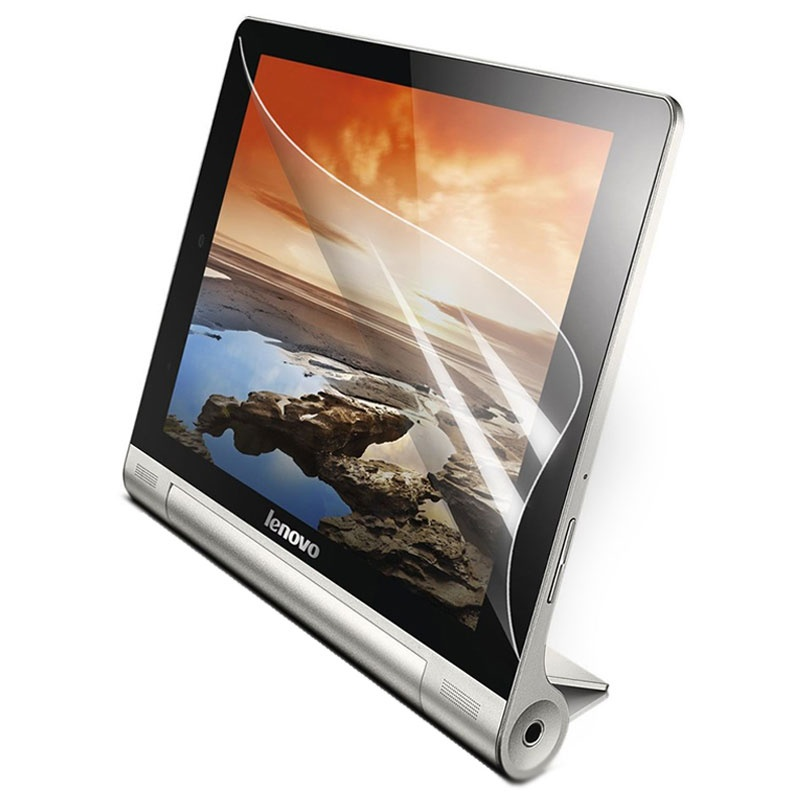 film de protection ecran pour lenovo yoga tablet 2 8 0 clair. Black Bedroom Furniture Sets. Home Design Ideas