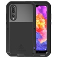 Coque Hybride Huawei P20 Pro Love Mei Powerful - Noire