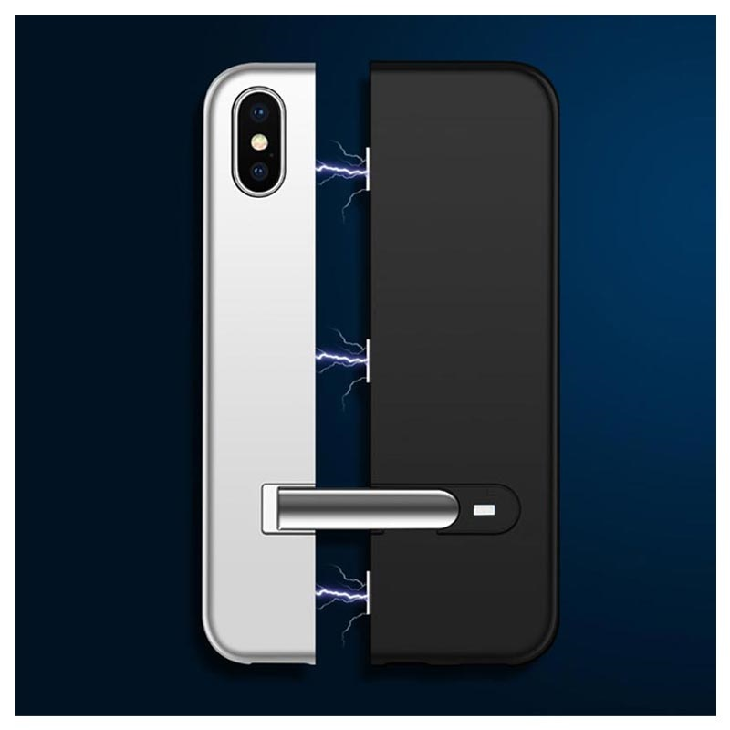 coque iphone xs bequille