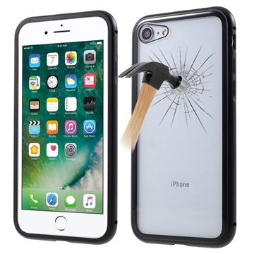 iphone 8 coque verre trempé