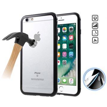 coque magnetique verre trempé iphone 6