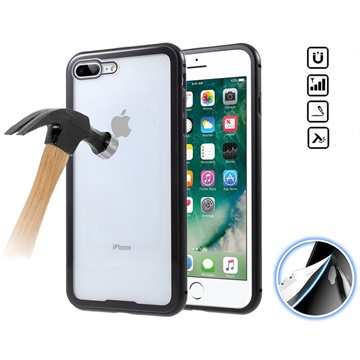 coque iphone 8 plus glass