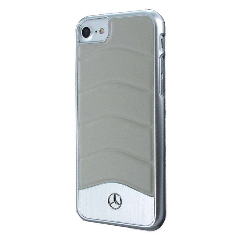 coque mercedes benz wave iii pour iphone 7 gris. Black Bedroom Furniture Sets. Home Design Ideas