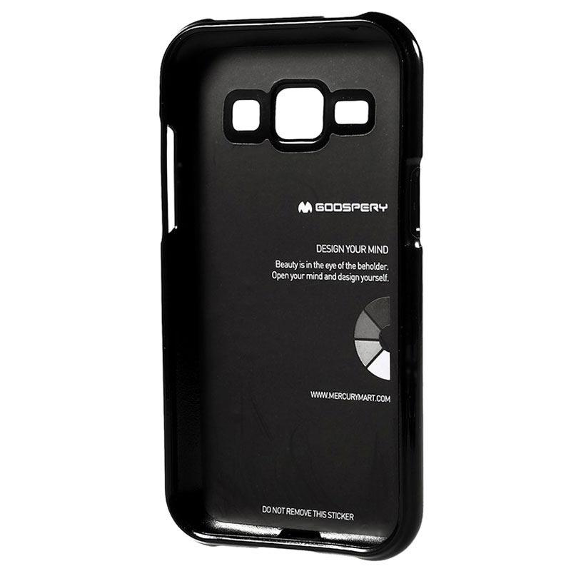 Book Cover Goospery Samsung I Black : Coque en tpu mercury goospery pour samsung galaxy j