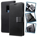 Etui Portefeuille pour Samsung Galaxy S9+ - Mercury Rich Diary