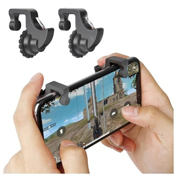 Mobile Gaming Fortnite Trigger Controllers