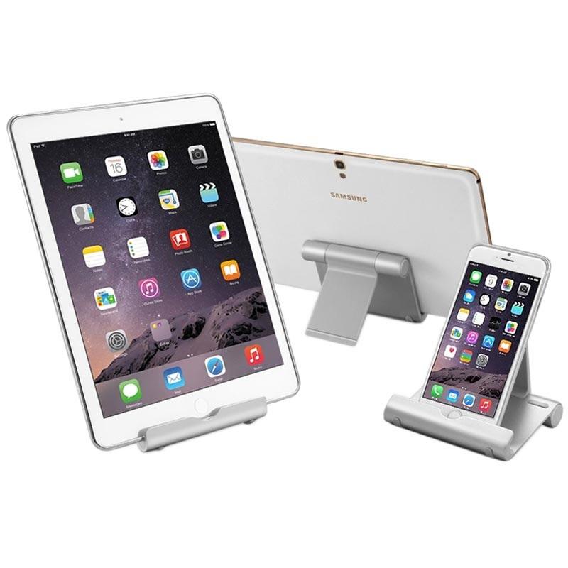 Support de Bureau Multi Angle en Aluminium pour SmartphoneTablette 4