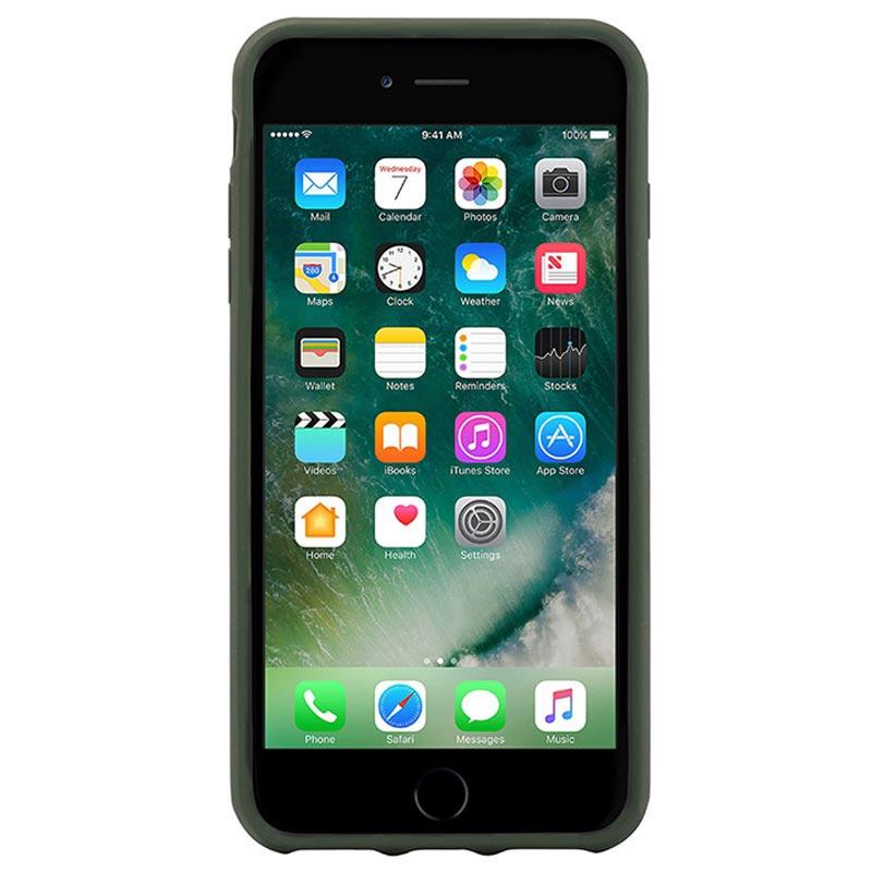 coque native union clic 360 pour iphone 7 plus olive. Black Bedroom Furniture Sets. Home Design Ideas