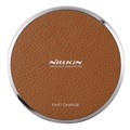 Chargeur Sans Fil Rapide Nillkin Magic Disk III - Marron