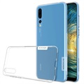 Coque Huawei P20 Pro Nillkin Nature 0.6mm - Transparente