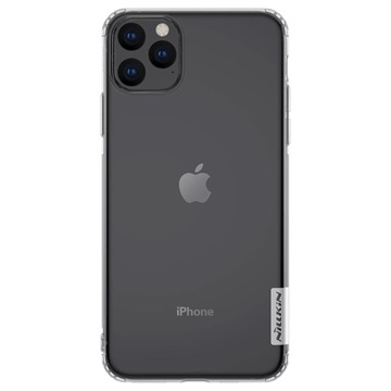 Coque iPhone 11 Pro en TPU Nillkin Nature 0.6mm - Transparent