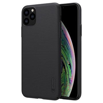 Nillkin Super Frosted Shield iPhone 11 Pro Case - Black