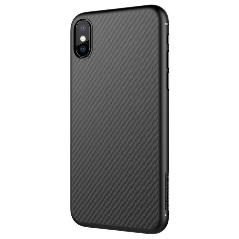 coque carbone iphone x